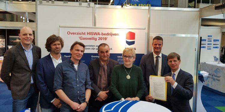 Stichting 'Maaien Waterplanten IJmeer Markermeer' opgericht