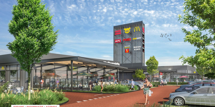 'Alles komt samen bij Multi Traffic Point in Hoorn'; Open begin 2020