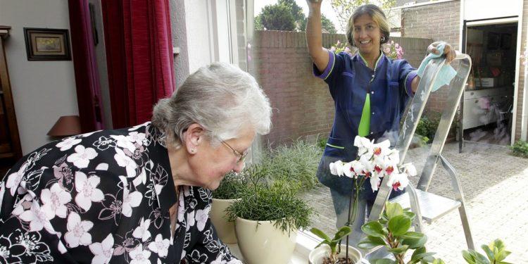 Extra huishoudelijke hulp voor (behoud) mantelzorgers in Westfriesland