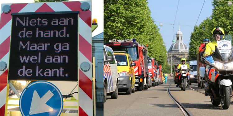 Ook dit jaar vertrekt KinderBeestFeest met alarmbellen uit Hoorn naar Artis