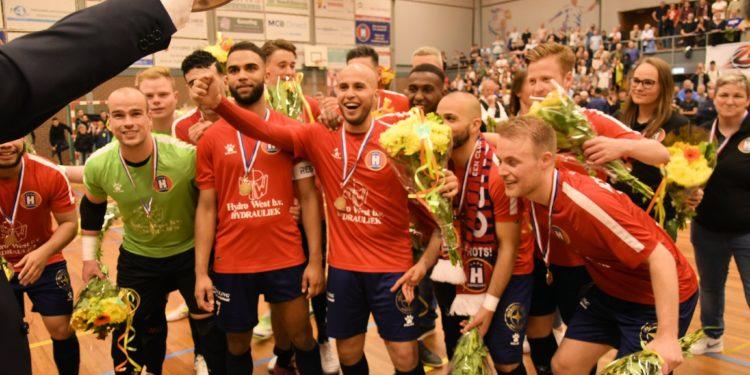 Hoorn steunt Hovocubo in organisatie voorronde Champions League