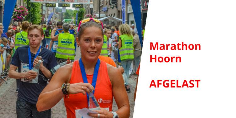 Marathon Hoorn alsnog afgelast!