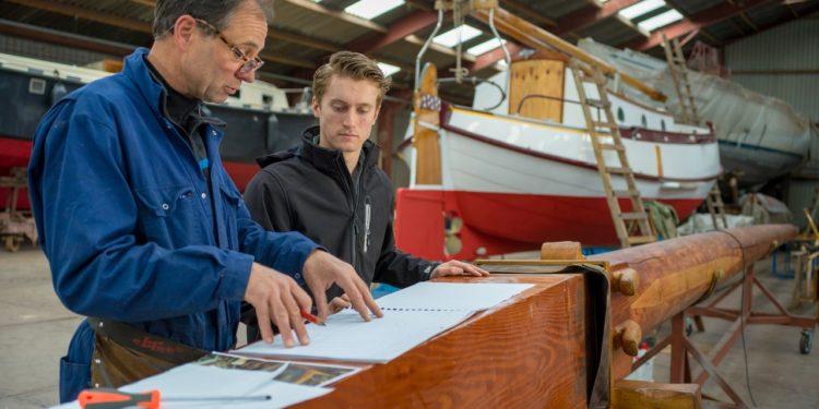 Jachtwerf Stofberg uit Enkhuizen maakt grote kans op leerbedrijf Award