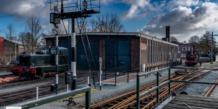 Herbestemming werkplaats Hoorn geeft stoomlocomotieven een toekomst