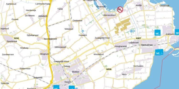 Officiële zwemlocaties in Westfriesland in orde, behalve bij zwemstrand Andijk