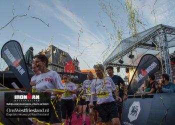 190 Nightrunners trappen Ironman Westfriesland af