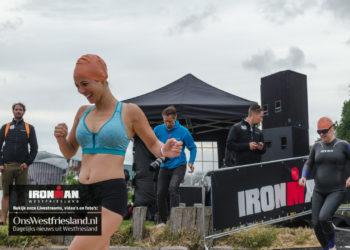 Foto's Ironman Westfriesland – 4:18:4 – Zwemstart