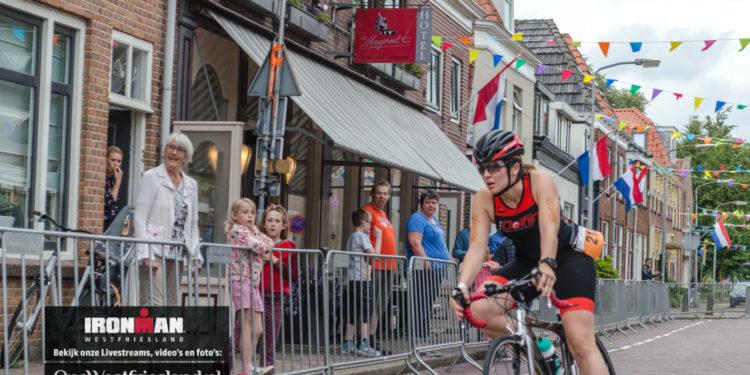 Foto's Ironman Westfriesland – 4:18:4 – Fietsen en hardlopen