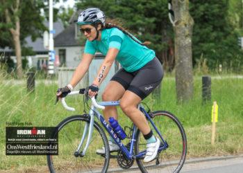 Foto's Ironman Westfriesland – 5i50 – Fietsen (De hout in Hem)