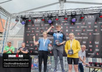 Foto's Ironman Westfriesland – 5i50 – (Deel van) Finish