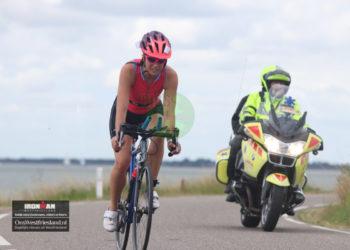 Foto's Ironman Westfriesland – 5i50 – Fietsen (Dijk IJsselmeer)