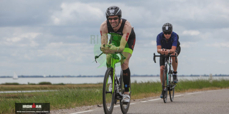 Foto's Ironman Westfriesland – 5i50 – Fietsparcours