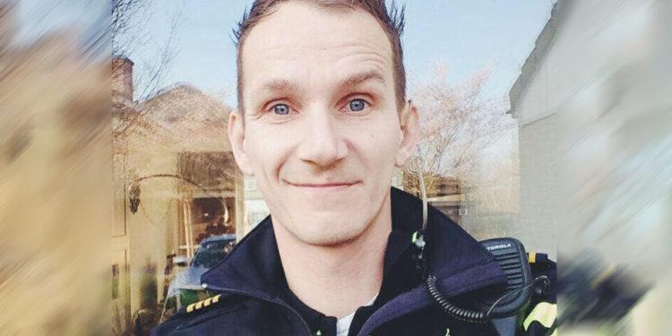 Ontroerende blog van Hoofdagent Diederik: 'Mijn grootste angst'
