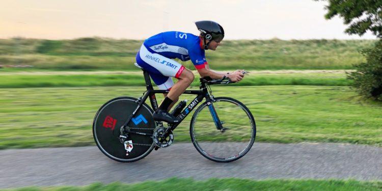 Ironblog Jan-Willem Smit: Met het fietsen en lopen kan ik gelukkig veel goedmaken