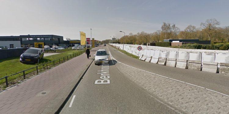 Volgende maand start herinrichting Berkhouterweg; Verwachting begin 2020 voltooid