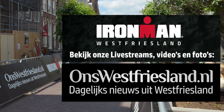 Video Ironman Westfriesland – 4:18:4 – Start en finish