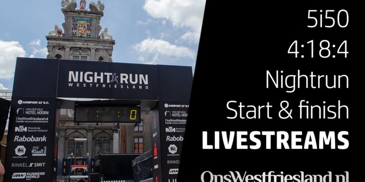 Kijk live mee met Ironman Westfriesland start en finish [livestreams]