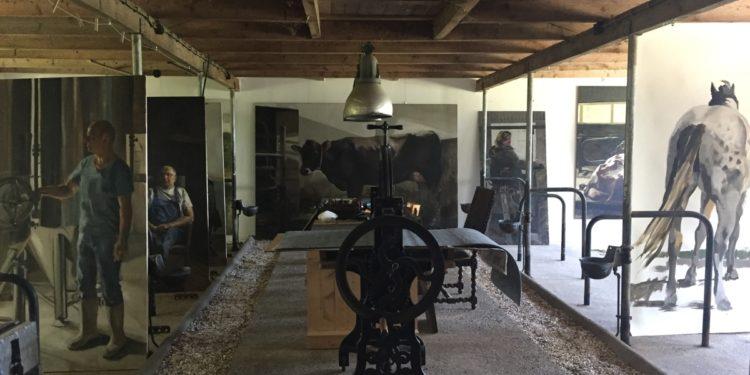 Boterhal: Oproep voor deelnemer Open Atelier Route Hoorn