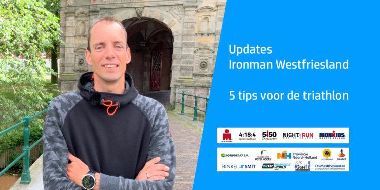 Updates: Alleen nog na-inschrijving, Ironkids uitverkocht en 5 triathlontips [video]