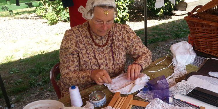 Textieldag op 4 augustus in museumboerderij Hoogwoud