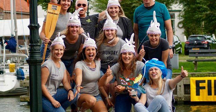 Terugblik: Drakenbootraces met Waterweek Medemblik
