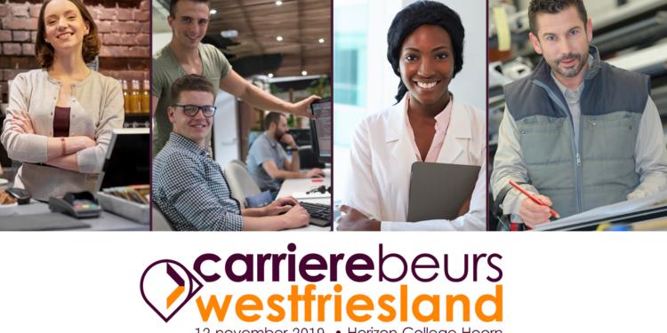 Derde Carrièrebeurs Westfriesland bij Horizon College in Hoorn