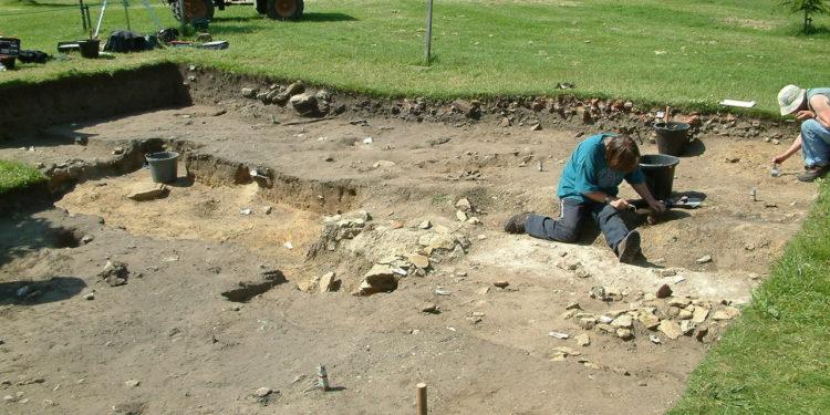 Archeologische werkzaamheden Reigersborg Zuid V