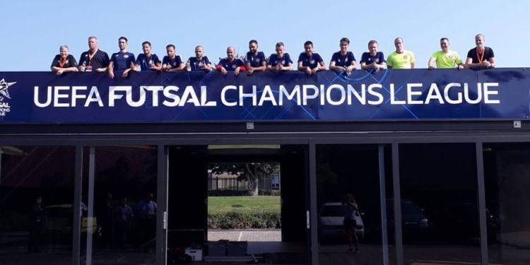 Futsal Champions League in Hoorn; Hovocubo trotse gastheer (kijk live mee)