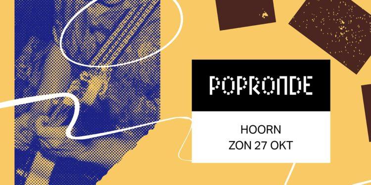 5 jaar Popronde Hoorn; Gratis genieten van 41 muziekacts op 17 locaties