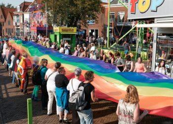 12 augustus Roze Maandag en Pride Walk met Kermis Hoorn
