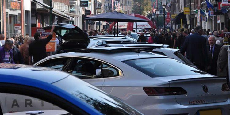 HDA autospektakel in centrum Hoorn afgelast