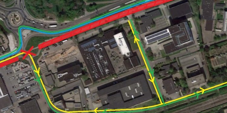 Aansluiting Dampten op Berkhouterweg binnenkort definitief opgeheven