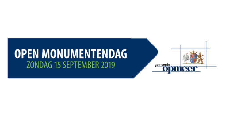 Zondag Open Monumentendag in Opmeer