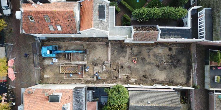 Vondsten opgraving Nieuwendam te zien met monumentendag