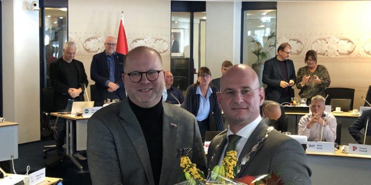 Arthur Helling voor nieuwe periode weer wethouder in Hoorn