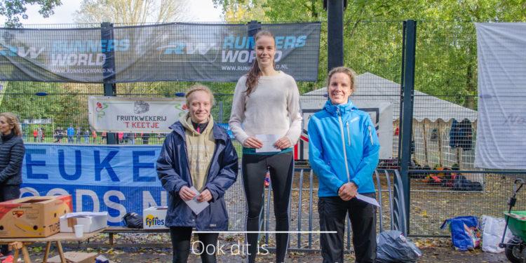 Parkcross Hoorn 2019 – Prijsuitreiking Dames [Foto's]
