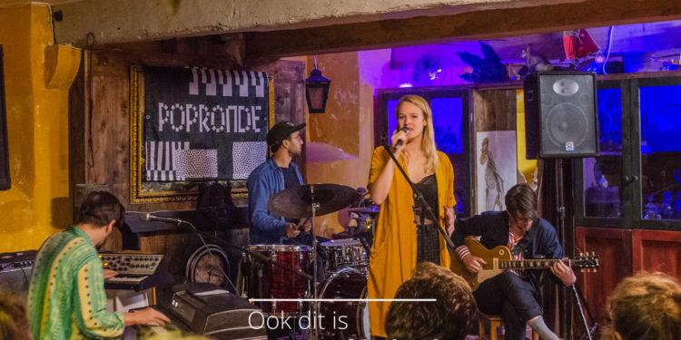 Popronde Hoorn een mooie muzikale zondagmiddag [foto's video's]