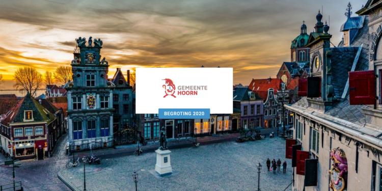 Begroting Hoorn 2019 €1 miljoen negatief; Voor 2020 positief