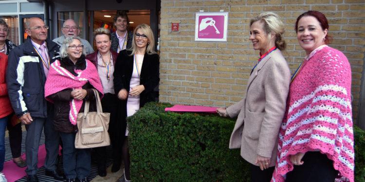 Wilgaerden ontvangt als eerste in Westfriesland de Roze Loper