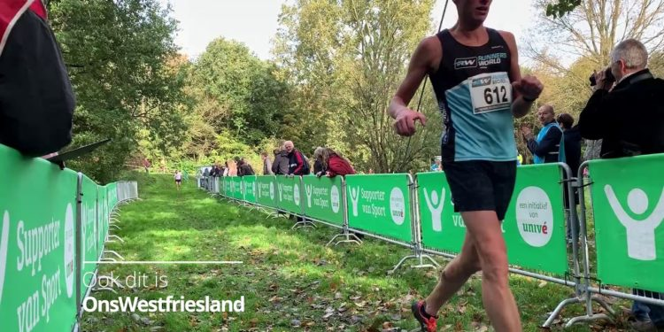 Parkcross Hoorn 2019 – Finishvideo Heren (deel 1) [video]