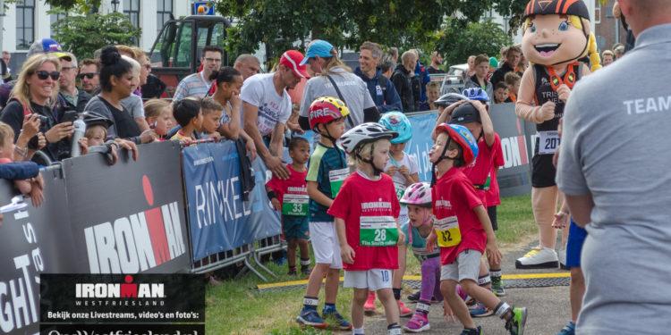 'Geleerd van eerste Ironman; andere start en finishlocatie'