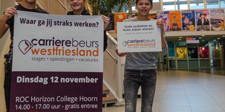 Carrièrebeurs in Hoorn voor toekomstige stages, (bij)banen en veel vacatures