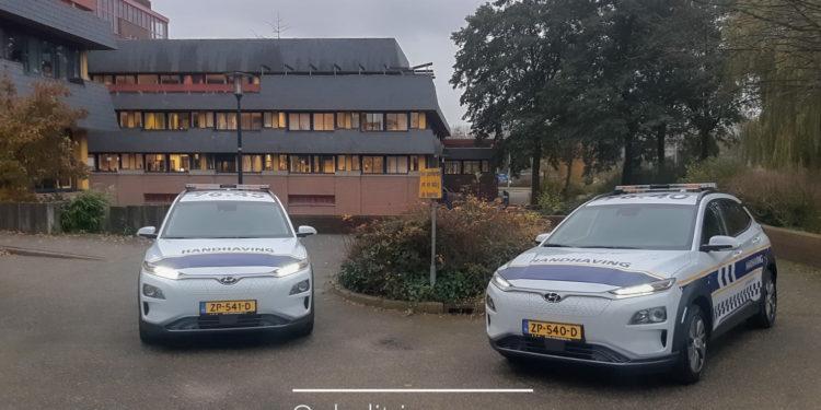 Nieuwe voertuigen voor Handhaving Hoorn