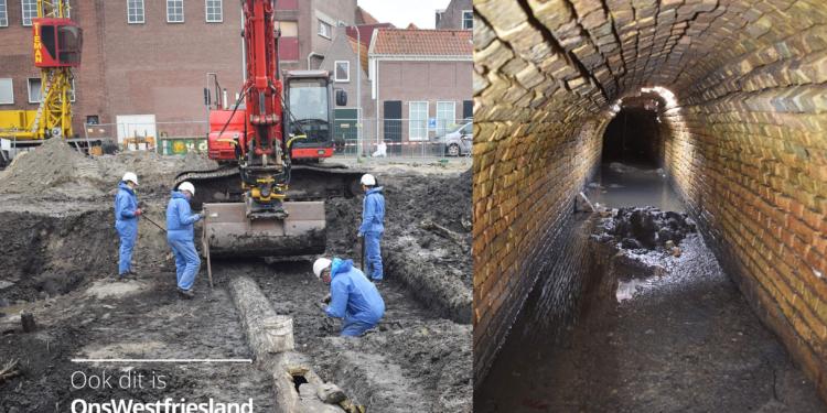 Opnieuw historische vondsten bij opgravingen Nieuwe Noord