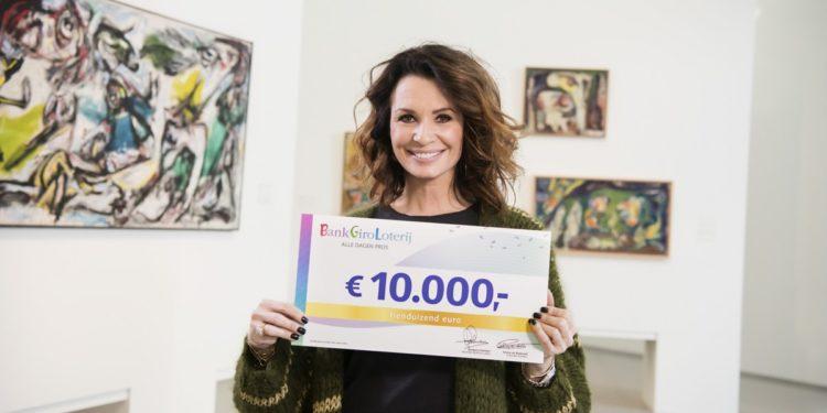 Sander (41) uit De Goorn wint 10.000 euro bij BankGiro Loterij