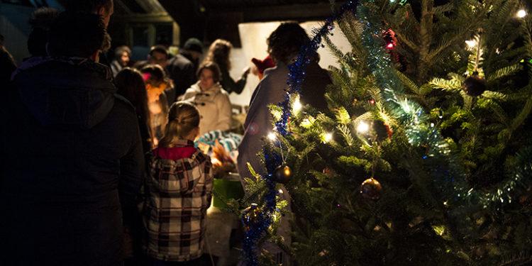 14e keer 'Kerstavond in de stal' in Lutjebroek