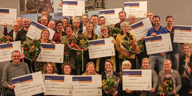 Rabobank fonds doneert € 58.000,- aan Westfriese verenigingen en stichtingen