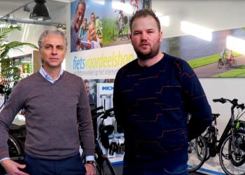 Versnelde groei van Fietsvoordeelshop.nl door samenwerking met Louwman Group