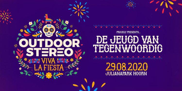 Outdoor Stereo haalt 'De Jeugd van Tegenwoordig' naar Hoorn
