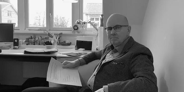 Oud-directeur Incotec JanWillem Breukink op 67-jarige leeftijd overleden